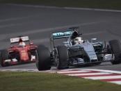 Lewis Hamilton a conquis en Chine la 41ème pole position , la 5ème à Shanghai.