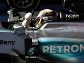Lewis Hamilton a réussi le week-end parfait à Shanghai : pole, meilleur tour en course et victoire.
