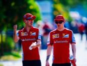 Ferrari top Malaisie