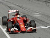 Vettel course Malaisie