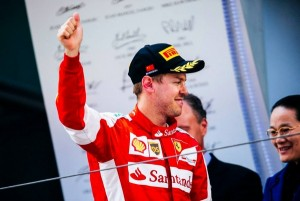 Vettel top2