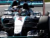 Nico Rosberg décroche à Barcelone la 16ème pole position de sa carrière.