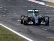 Rosberg top of the top espagne