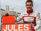Jules Bianchi Monaco