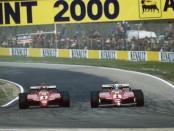Villeneuve Pironi Imola 1982