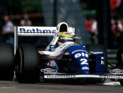 Ayrton Senna Imola 1994