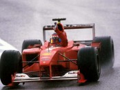 Rubens Barrichello Hockenheim 2000