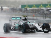 Rosberg qualification Austin 2015