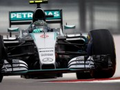 Nico Rosberg qualification Russie 2015