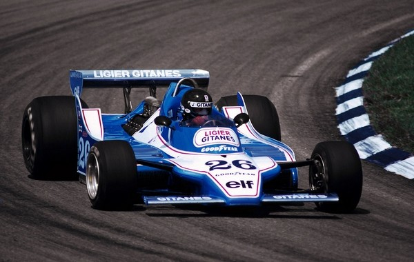 Jacques Laffite Interlagos 1979