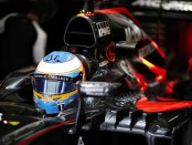 McLaren the flop Brésil 2015