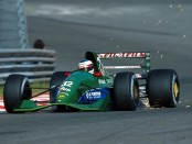 Michael Schumacher Belgique 1991