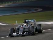 De nouveau intouchables en 2015, les Mercedes ont terminé la saison avec 703 points au compteur.