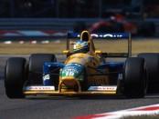 Michael Schumacher Italie 1991