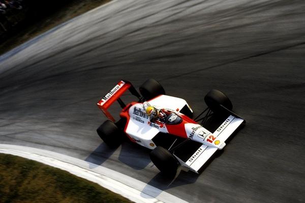 Ayrton Senna Monza1988