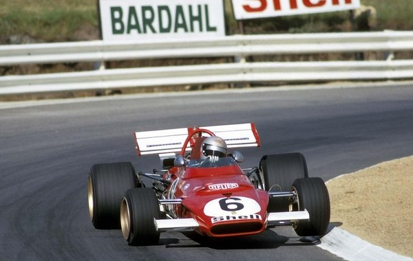 Mario Andretti Kyalami 1971