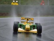 Michael Schumacher Barcelone 1992
