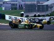 Michael Schumacher France 1992