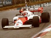 Niki Lauda Afrique du Sud 1984