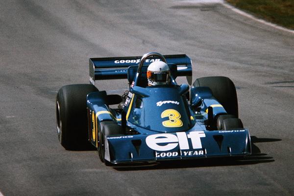 Jody Scheckter 1976