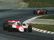 Brands Hatch Niki Lauda Parick Tambay 1982