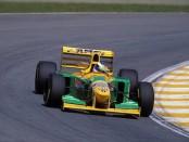 Michael Schumacher Interlagos 1993