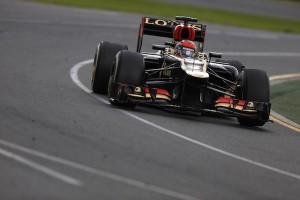 Kimi Raikkonen Australie 2013
