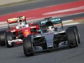 Hamilton Vettel 2016