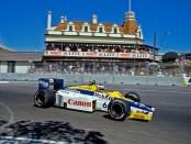 Keke Rosberg Australie 1985