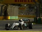Rosberg Australie 2016