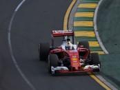 Vettel Top Melbourne 2016