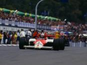 Alain Prost Adelaide 1986