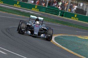 Lewis Hamilton Austraie 2015