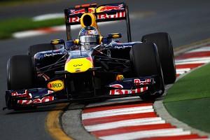 Sebastian Vettel Australie 2011