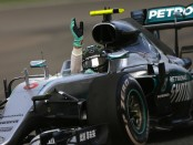Nico Rosberg top Chine 2016