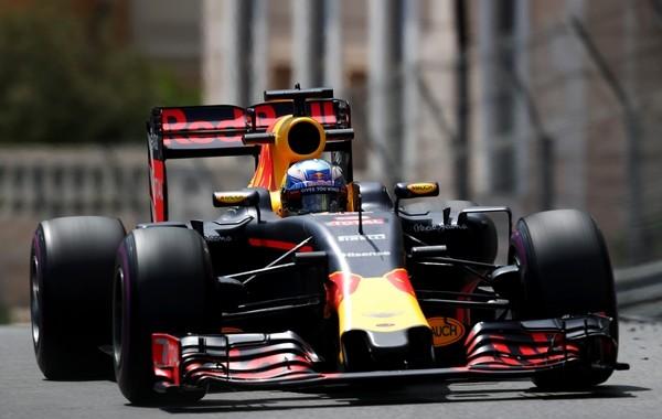 Daniel Ricciardo qualification Monaco 2016
