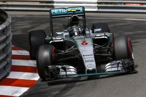 Nico Rosberg Monaco 2015