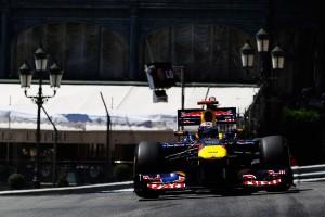 Sebastian Vettel Monaco 2011