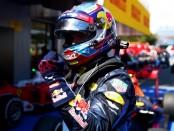 Max Verstappen the top Espagne 2016
