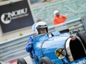 François Fouquet-Hatevilain Bugatti 35