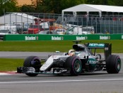 Lewis Hamilton course Canada 2016