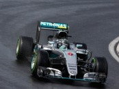 Nico Rosberg qualification Hongrie 2016