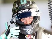 Nico Rosberg the flop Autriche 2016
