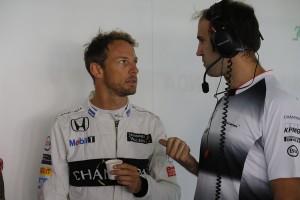 Jenson Button top Allemagne 2016