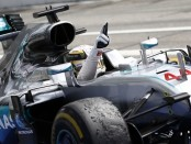 Lewis Hamilton the top Allemagne 2016