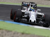 Felipe Massa the flop Allemagne 2016