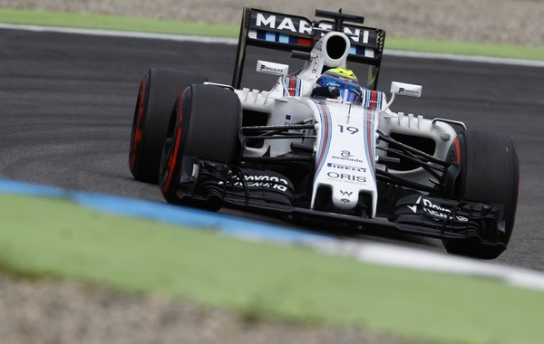Felipe Massa the flop Allemagne 2016