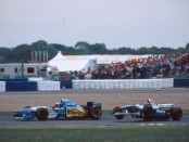Michael Schumacher Angleterre 1995