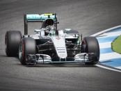Nico Rosberg qualification Allemagne 2016