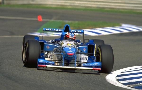 Michael Schumacher Allemagne 1995